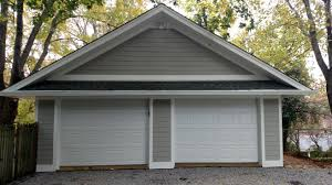 2 Car Garage Door Dimensions by 2 Car Garage Completed U2014 Southerland Construction U0026 Renovation Llc