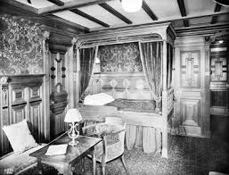 Titanic 1st Class Dining Room First Class Parlour Suite B59 Titanic Belfast March 1912 The
