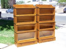 Stickley Bookcase For Sale Antique Lawyer Barrister Bookcases That Have Sold U0026 Found A New