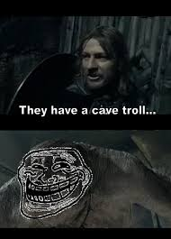 Troll Face Know Your Meme - they have a cave troll trollface coolface problem know