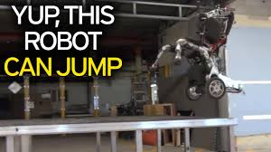 Feet In A Meter Boston Dynamics Unveils U0027nightmare Inducing U0027 Six Foot Robot On