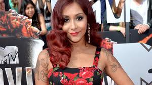 jersey shore star snooki welcomes baby mtv uk