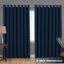 curtains for large windows amazon com