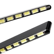 led daylight strip light 2pcs super bright 7030 daylight led strip light source smd 14 leds