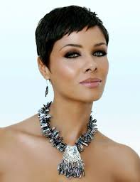 natural short pixie haircuts black women