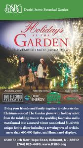 holidays at the garden christmas lights and more