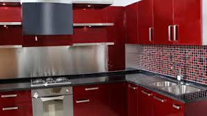 modular kitchen designs red white house inspiring ideas prices