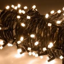 outdoor pin lights 160led light chain store brigg