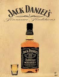vintage looking jack daniels whiskey poster posters etc