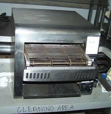 Holman Conveyor Toaster Traulsen Refrigerated Revolving Hexagon Pie Display Case 14267