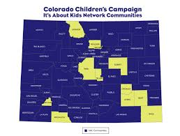 Broomfield Colorado Map by It U0027s About Kids Colorado Children U0027s Campaign