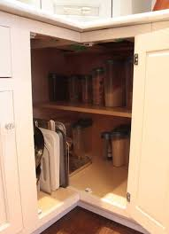 kitchen cabinets lazy susan much better than a lazy susan in a corner cabinet for the home