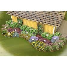 garden plans flower bed plans gardening guide