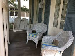 Wrap Around Front Porch Fall Birders 1875 Victorian With Screened Vrbo