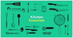10 kitchen essentials you need in 2016