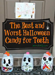 halloween teeth the best and worst halloween candy for teeth real and quirky