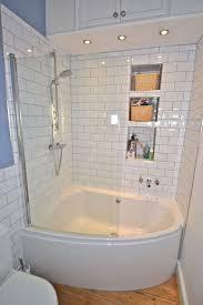 Bath And Shower In Small Bathroom Mini Bathtub And Shower Combos For Small Bathrooms With Regard To