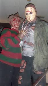 Freddy Halloween Costumes Homemade Halloween Costumes Jason Voorhees U0026 Freddy Krueger