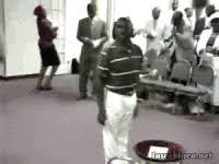 Praise Dance Meme - praise him hallelujah gifs popkey