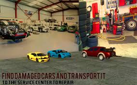 truck car tow truck car transporter sim android apps on google play
