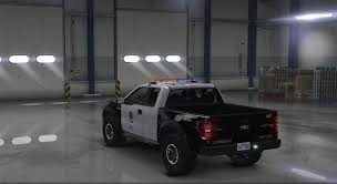 Ford Raptor Modified - ford f150 svt raptor v2 1 mod american truck simulator mod ats mod