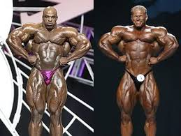 Ronnie Coleman Bench by Kai Greene Vs Ronnie Coleman