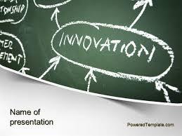 innovation presentation template free innovation powerpoint