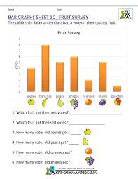 First Grade Math Coloring Worksheets Bar Graphs First Grade