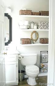 bathroom storage smallsystem to organize small bathroom spaces