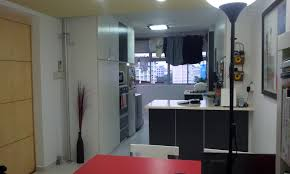 bright design 3 room flat kitchen singapore resale 4 hdb