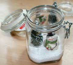 Easy Christmas Centerpiece - how to make easy snowman christmas table centerpieces