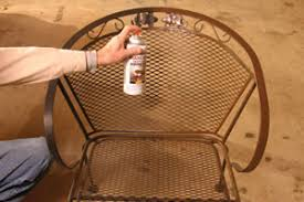 How To Paint Metal Patio Furniture Fantastic Fun Furniture Finishes Extreme How To