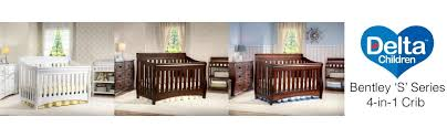 Delta Bentley Convertible Crib Delta Children Bentley S Series 4 In 1 Crib