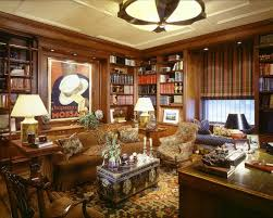 Best Ultimate Home Offices Images On Pinterest Office - Home office library design ideas