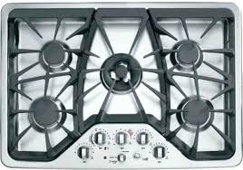 Ge Profile Gas Cooktop 30 Kitchen Wonderful Ge Profile 30 In Gas On Glass Cooktop Stainless