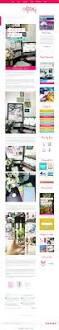 Lifestyle Blog Design Nyc Living Blog Website Refresh U2014 Bold U0026 Pop Social Media Pr