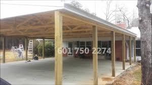 free standing garage jackson ms 601 750 2274 m u0026m construction