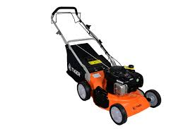tiger 46cm petrol powered lawnmowers buy online cyril johnston