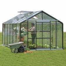 serre jardin d hiver serre de jardin mini serre verre horticole leroy merlin