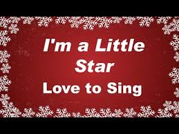 i u0027m a little star christmas songs for kids children love to