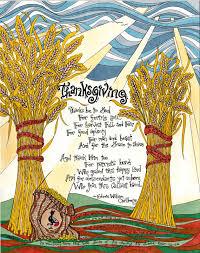 items similar to thanksgiving prayer print of