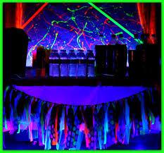 neon party neon party party rock party neon bottle labels glow