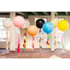 large balloons tassel balloon custom colours