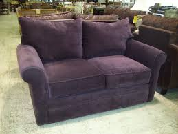 Modern Sofa And Loveseat Furniture Loveseat Hide A Bed New Purple Set Luxury