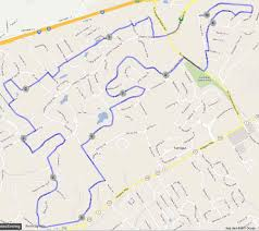 Map Running Routes by Local Running Routes Fleet Feet Sports Knoxville
