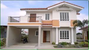 2 story duplex house plans philippines youtube