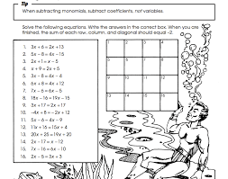 ideas collection pre algebra multi step equations worksheets for