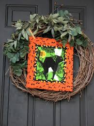 Halloween Porch Light Covers 15 Halloween Porch Decorating Ideas That Are Spooky U0026 Cute U2014 But