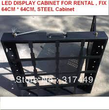 Fix Cabinet Best Fix Install Steel Cabinet Led Screen Tile Metal Material