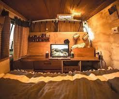 Camper Van Interior Lights 217 Best Campingbus Images On Pinterest Van Life Campervan